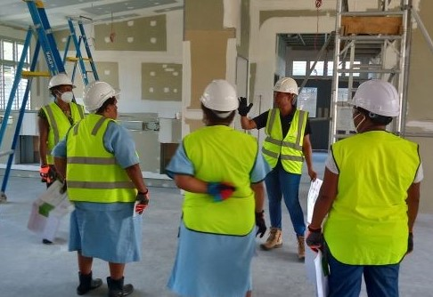 PNG Women in Construction